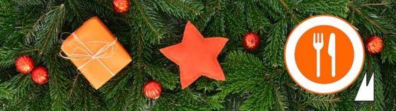 Fröhliche Weihnachten für alle - Lasst uns Lebensmittelpakete verschenken