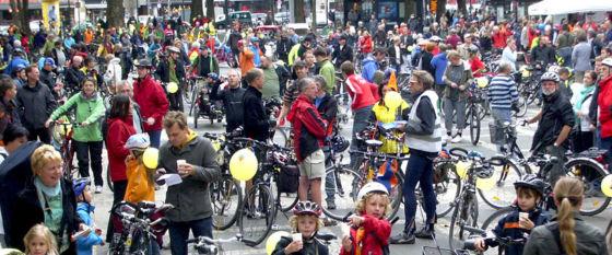 *Kölner Fahrrad-Sternfahrt 2015*