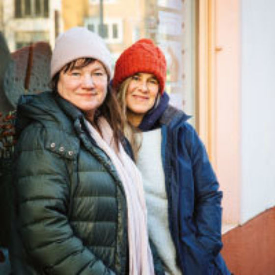 Anja & Katharina